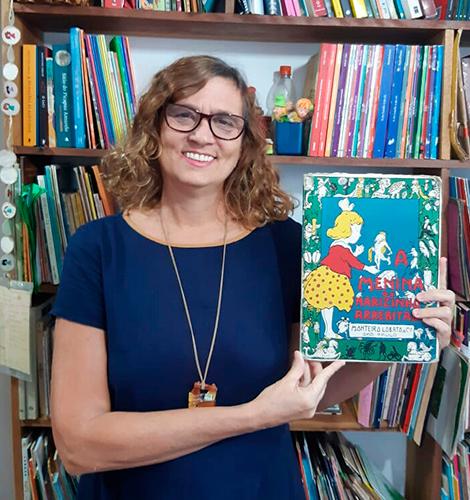 Palestrante Sônia Travassos | 100 anos de Narizinho