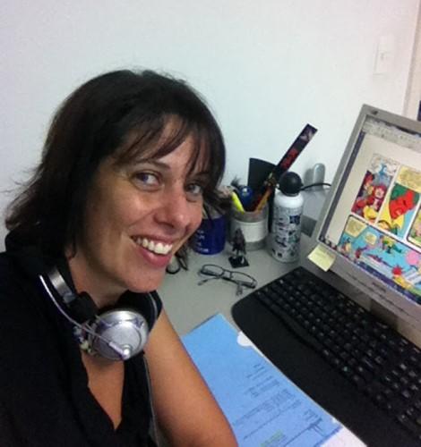 Palestrante Carol Pimentel | 100 anos de Narizinho