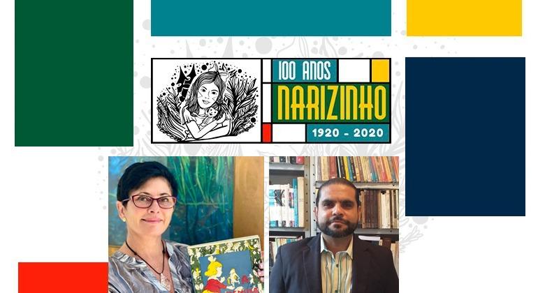 Live apresenta trabalho sobre onomatopeias na obra de Monteiro Lobato