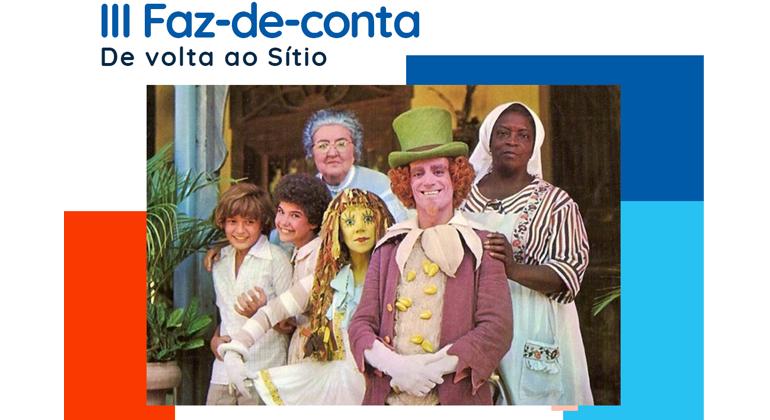 DE VOLTA AO SÍTIO – III – FAZ-DE-CONTA