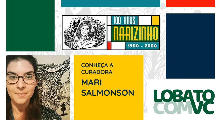 CONHEÇA A CURADORA MARI SALMONSON