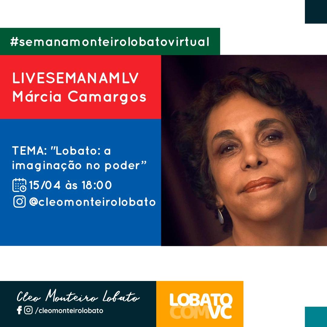Conheça mais Marcia Camargos